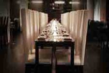 Central NJ Private  Dining Room