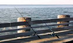 New Jersey Fishing Pier
