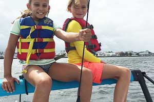 Bays Cats Kids Sailing
