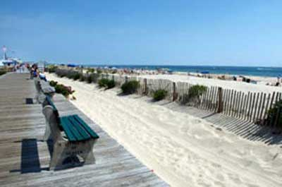 Jersey Shore Beaches