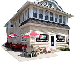 Bongo Cafe and Grill, Ocean City, NJ