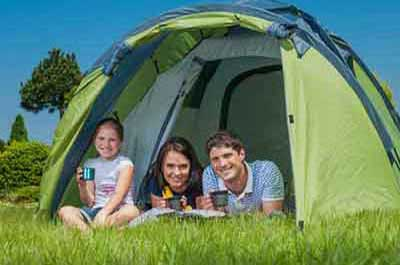 Private Camp Grounds