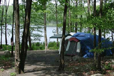 New Jerse Publoic  Camp Sites