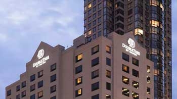 Double Tree Hotel, Jersey City