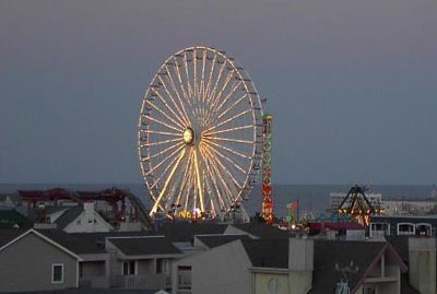 Ocean City NJ vacation rentals