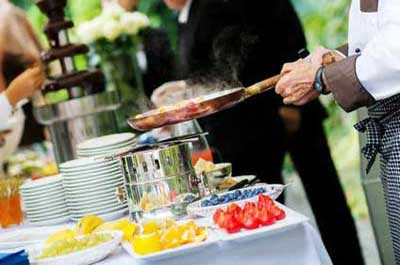 Picnic caterers