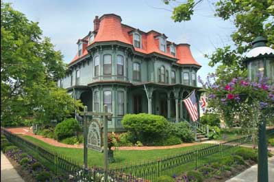 Queen Victoria Bed and Breakfast, Cape May, NJ