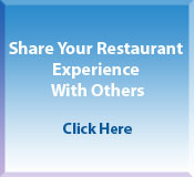 Share Your Restaurant Experience