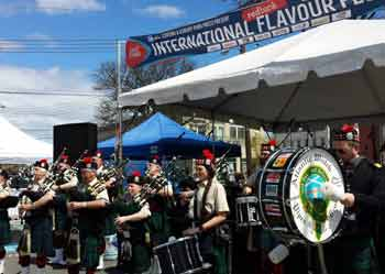 Red Bank International Flavour Festival