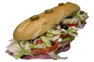 Italian Sandwich of New Jersey