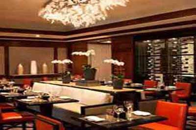 The Dining Room Restaurant At The Hilton