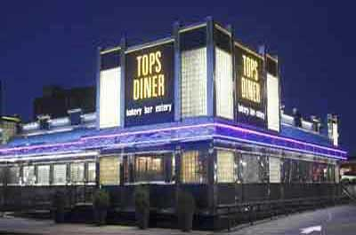 Tops Diner, East Newark, NJ