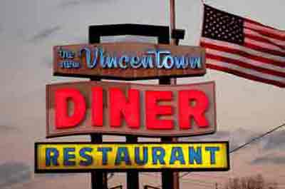 Vincentown Diner, Vincentown, NJ