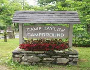 Camp Taylor Campground, NJ