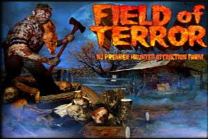 Field of Terror, East Windsor, NJ