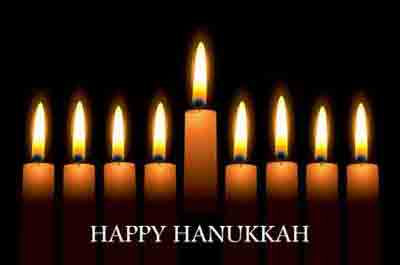 Hanukkah in New Jersey