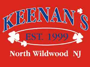 Keenan's Irish Pub North wildwood, nj