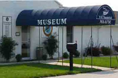The Millville Army Air Field Museum