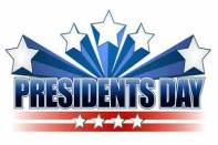 President's Day Events