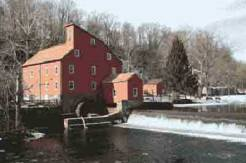 Clinton Grist Mill