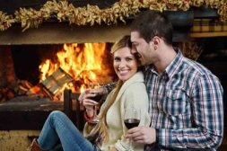Best NJ Hotels With Fireplaces