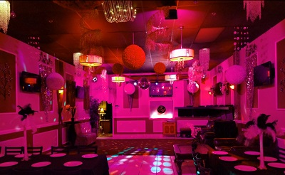 Ruby Falls Teen Party Venue