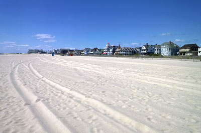 Cape May County Beaches