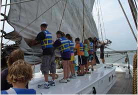 Bayshore Sailing Camp
