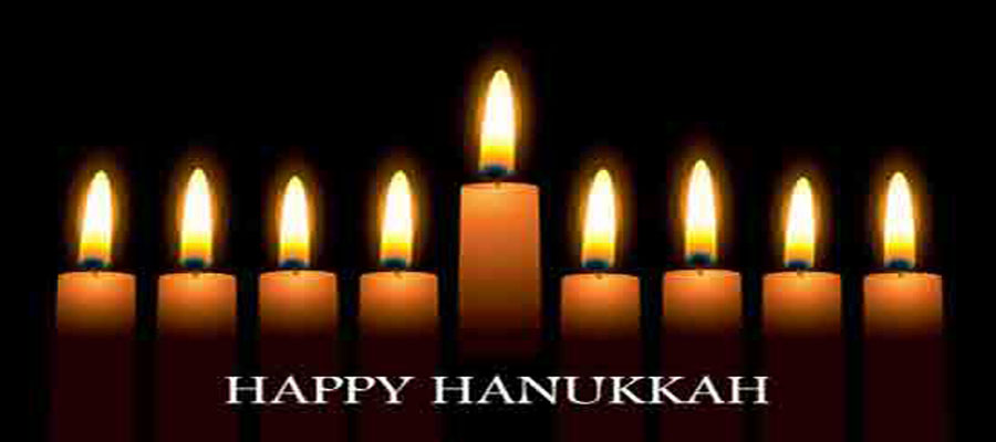 Celebrate Hanukkah in New Jersey