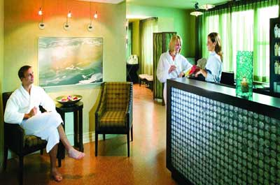 The Spa at the Heldrich Hotel