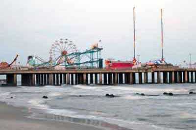 New Jersey Amusement Piers
