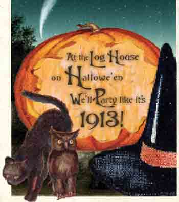 All Hallows evenings at Stickley Museum