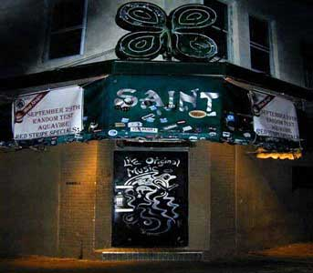 Asbury Park The saint