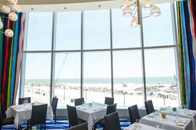 Restaurant Scenic Views in New Jersey