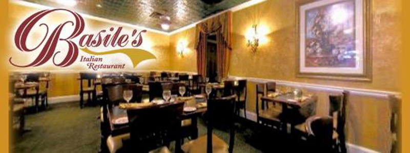 Basile's Restaurant; Freehold, NJ