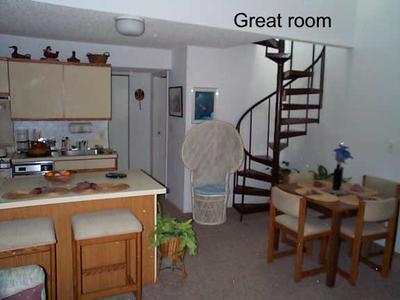 Great Room/Kitchen/Dining