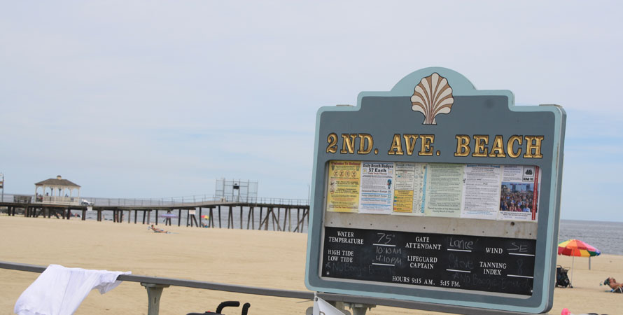 Belmar Restaurants