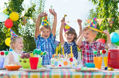 Central Jersey Birthday Venues