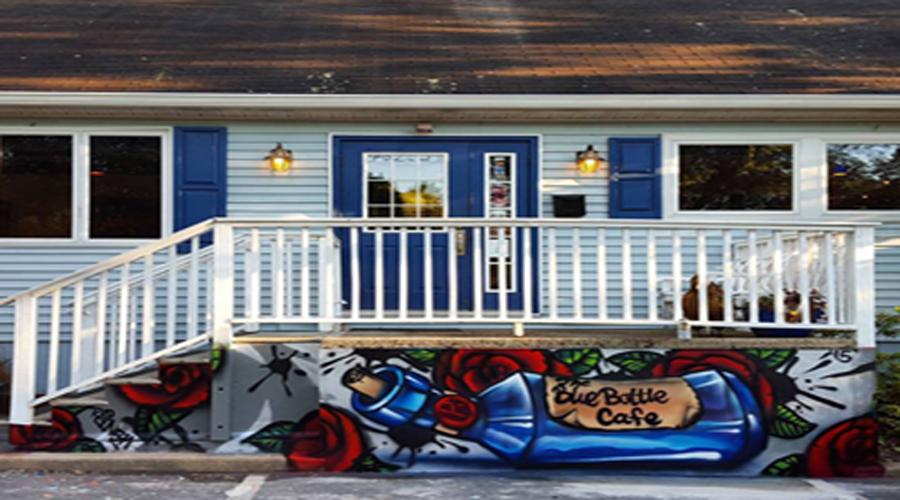 Blue Bottle Restaurant In Hopewell Nj
