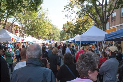 Bordentown Cranberry Fest