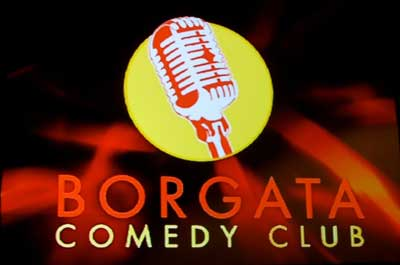 Borgata Comedy Club