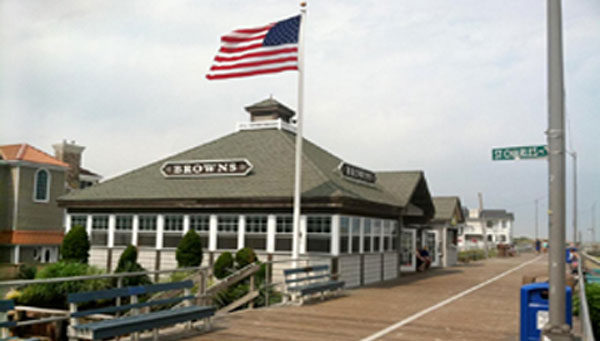 Browns Restaurant Ocean City Nj A Restaurant Review
