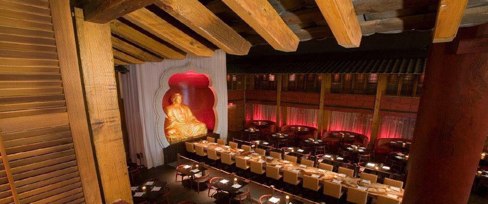 Buddakan, Atlantic City, NJ