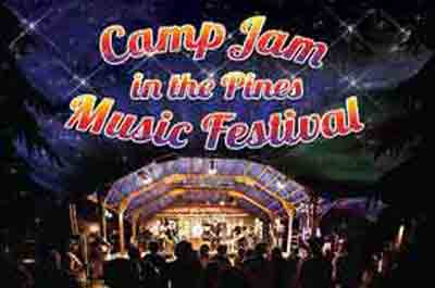 Camp Jam in the Pines Music Festival