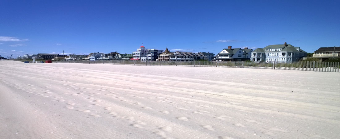Cape May County Beaches A Visitors Guide