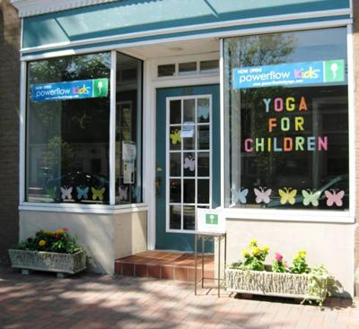 Powerflow Kids Yoga