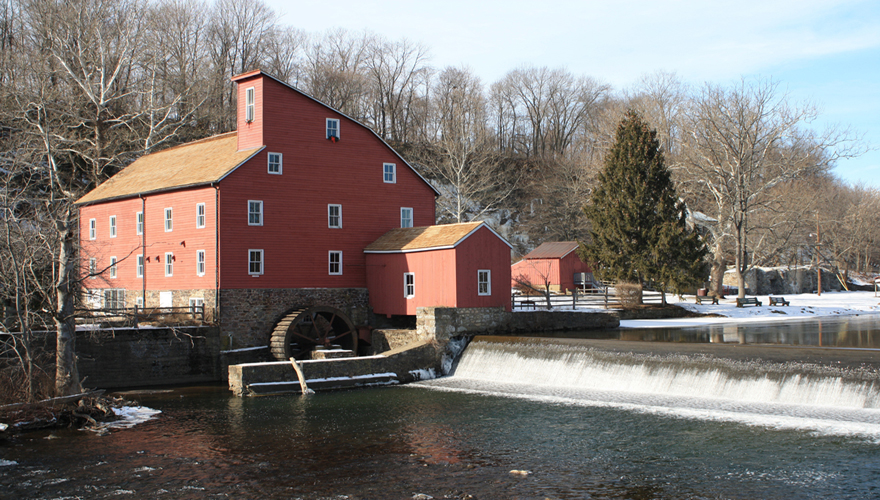 Historic Red Mill