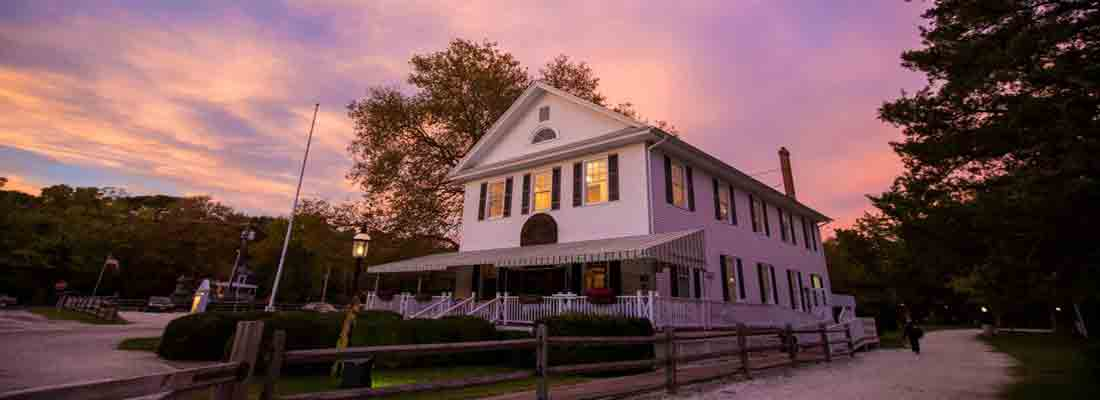 Cold Spring Grange Cape May Nj A Restaurant Review