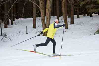 NJ Cross Country Skiing