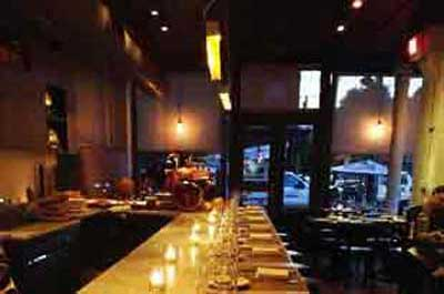 Dining Room at Anthony David's